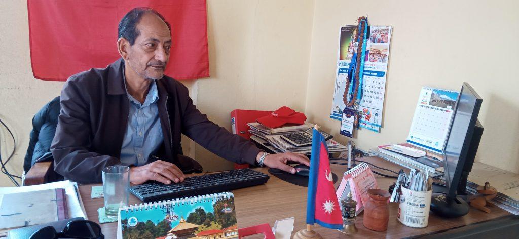 Achyut Lal Shrestha